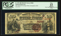 National Bank Notes:Missouri, Springfield, MO - $20 1882 Brown Back Fr. 502 The National ExchangeBank Ch. # (M)5082. ...