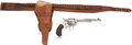 """Handguns:Double Action Revolver, Colt Model 1878 Double-Action with 7½"""" Barrel, Marked """"J. P. Lower """". ..."""