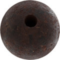 Military & Patriotic:Civil War, Confederate 12 Pound Artillery Shell Likely an Early Battlefield Recovery....
