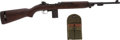Long Guns:Semiautomatic, Winchester U.S. M1 Semi-Automatic Carbine.... (Total: 2 Items)