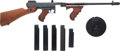Long Guns:Semiautomatic, Auto-Ordnance Model of 1927A1 Thompson Semi-Automatic Carbine....(Total: 2 Items)