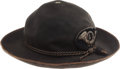 """Military & Patriotic, Outstanding and Rare Civil War Officer's """"Plug Hat"""" ..."""