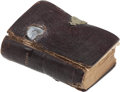 Military & Patriotic:Civil War, Incredible Bullet Struck Bible from Sailors Creek...