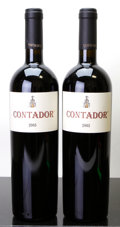 Spain, Benjamin Romeo Rioja 2005 . Contador. 1nl. Bottle (2). ...(Total: 2 Btls. )