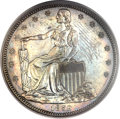 Patterns, 1859 P50C Half Dollar, Judd-235, Pollock-282, 284, R.5, PR61PCGS....