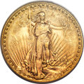 Saint-Gaudens Double Eagles, 1924-S $20 MS62 PCGS....