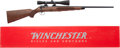Long Guns:Bolt Action, Winchester Model 52 Bolt Action Rifle With Leupold Vari-X IIc3-9 x 40mm Scope....