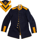 Military & Patriotic:Indian Wars, US Model 1885 Cavalry Enlisted Dress Jacket... (Total: 2 )