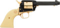 Handguns:Single Action Revolver, Cased Colt Frontier Alamo Commemorative Single Action Army withPresentation from Colt....