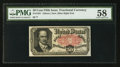 Fractional Currency:Fifth Issue, Fr. 1381 50¢ Fifth Issue PMG Choice About Unc 58.. ...