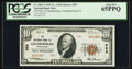 National Bank Notes:Pennsylvania, Chambersburg, PA - $10 1929 Ty. 2 The NB of Chambersburg Ch. # 593....