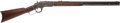 Long Guns:Lever Action, Engraved Winchester Third Model 1873 Lever Action Rifle Attributedto L.D. Nimschke....
