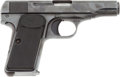 Handguns:Semiautomatic Pistol, Fabrique Nationale Browning Semi-Automatic Pistol....