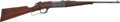 Long Guns:Lever Action, Savage Arms Model 1899 Lever Action Rifle....