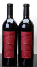 Domestic Cabernet Sauvignon/Meritage, Switchback Ridge Cabernet Sauvignon 2001 . Bottle (2). ... (Total: 2 Btls. )