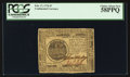 Colonial Notes:Continental Congress Issues, Continental Currency, Feb. 17, 1776 $7 PCGS Choice About New58PPQ.. ...