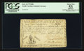 Colonial Notes:South Carolina, South Carolina Feb. 8, 1779 $80 Apparent PCGS About New 53.. ...