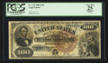 Large Size:Legal Tender Notes, Fr. 178 $100 1880 Legal Tender PCGS Apparent Very Fine 25.. ...