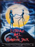 "Movie Posters:Animation, The Nightmare Before Christmas (Touchstone, 1993). French Grande (46"" X 62""). Animation.. ..."