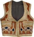 Music Memorabilia:Costumes, Jimi Hendrix Owned and Worn Gypsy-Style Vest from the Collection of Stevens Weiss, Hendrix's Attorney. ...