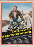 "Movie Posters:Action, The Hunter (Paramount, 1980). Italian 2 - Foglio (39"" X 55"").Action.. ..."