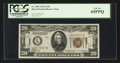 Small Size:World War II Emergency Notes, Fr. 2305 $20 1934A Hawaii Federal Reserve Note. PCGS Gem New 65PPQ.. ...