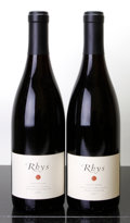 Domestic Pinot Noir, Rhys Pinot Noir. 2007 Family Farm Vineyard Bottle (1). 2007Skyline Vineyard Bottle (1). ... (Total: 2 Btls. )