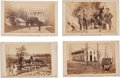 Photography:CDVs, Group Of Four Fine And Scarce Brady Civil War Cartes-De-Visites....(Total: 4 Items)