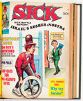 Magazines:Humor, Sick Bound #49-64 Volume (Headline Publications, 1966-68)....