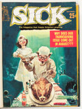 Magazines:Humor, Sick Bound Volume (Headline Publications, 1962-64)....