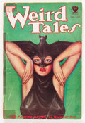 Pulps:Horror, Weird Tales - October '33 (Popular Fiction, 1933) Condition:GD/VG....