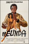 "Movie Posters:Blaxploitation, Melinda & Others Lot (MGM, 1972). One Sheets (4) (27"" X 41"").Blaxploitation.. ... (Total: 4 Items)"