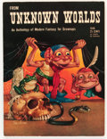 Pulps:Anthology, From Unknown Worlds 1948 Annual (Street & Smith, 1948)Condition: VG+....
