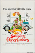 "Movie Posters:Sexploitation, The Swinging Cheerleaders & Other Lot (Anchor BayEntertainment, 1974). One Sheet (27"" X 41""). Sexploitation.. ...(Total: 2 Items)"
