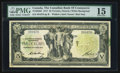Canadian Currency: , Toronto, ON- The Canadian Bank of Commerce $5 Jan. 2, 1917 Ch # 75-16-02-02. ...