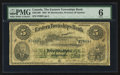 Canadian Currency: , Sherbrooke, PQ- The Eastern Townships Bank $5 Jan. 2, 1902 Ch #230-14-06. ...