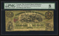 Canadian Currency: , Rustico, PEI- Farmers Bank of Rustico $2 Jan. 2, 1872 Ch #290-12-04. ...