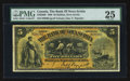 Canadian Currency: , Halifax, NS- The Bank of Nova Scotia $5 Sept. 1, 1908 Ch # 550-28-08. ...