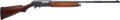 Shotgun:Slide Action, Winchester Model 1911 S. L. Semi-Automatic Shotgun....
