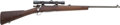 Long Guns:Bolt Action, Sporterized U.S. Model 1903 Springfield by Remington withTelescopic Sight....