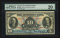 Canadian Currency: , Toronto, ON- The Dominion Bank $10 Feb. 1, 1931 Ch # 220-24-06. ...