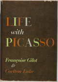 Books:Biography & Memoir, Pablo Picasso [subject]. Francoise Gilot, et al. INSCRIBED. Lifewith Picasso. McGraw-Hill, 1964. Later impression. ...