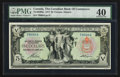Canadian Currency: , Toronto, ON- The Canadian Bank of Commerce $5 Jan. 2, 1917 Ch. #75-160-406a. ...