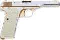 Handguns:Semiautomatic Pistol, Fabrique Nationale Model 1910-22 Semi-Automatic Pistol with French Naval Markings....