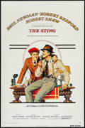 "Movie Posters:Crime, The Sting (Universal, 1973). One Sheet (27"" X 41""). Crime.. ..."