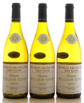 White Burgundy, Chablis 2004 . Les Clos, W. Fevre . Bottle (3). ... (Total:3 Btls. )