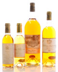 White Bordeaux, Chateau Climens . 1997 Barsac bsl Half-Bottle (1). ChateauCoutet . 1975 Barsac bn, hbsl, light amber co... (Total: 1Btl. & 2 Halves. & 1 Mag. )