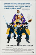 "Movie Posters:Swashbuckler, The Three Musketeers (20th Century Fox, 1974). One Sheet (27"" X41""). Swashbuckler.. ..."