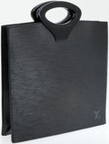 Luxury Accessories:Bags, Louis Vuitton Black Epi Leather Ombre Tote Bag. ...