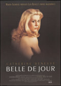"""Movie Posters:Foreign, Belle de Jour (Miramax Zoe, R-1995). One Sheet (27"""" X 39.5"""") DS. Foreign.. ..."""